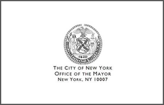 The City of New York, Office of the Mayor
