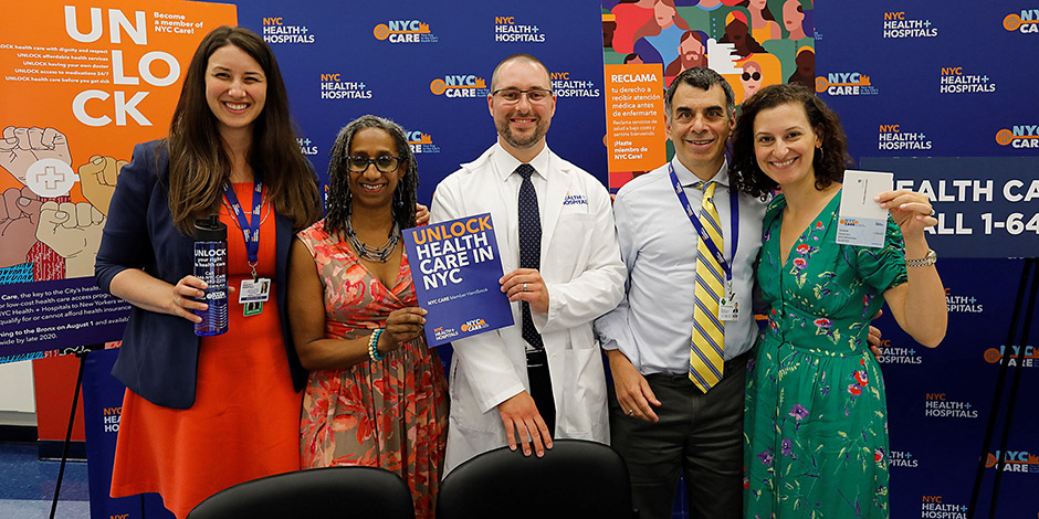 NYC Care Launches in the Bronx